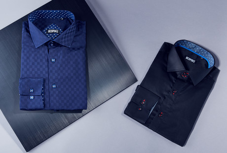 Refined + Colorful Button-Ups