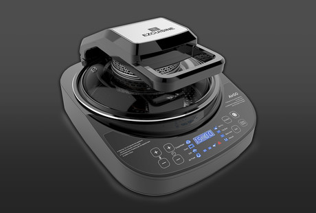 5-In-1 Programmable Cooking System
