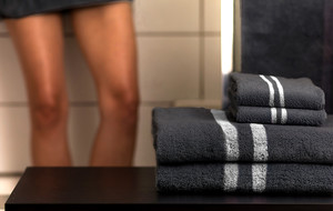 The Color-Changing Smart Towel