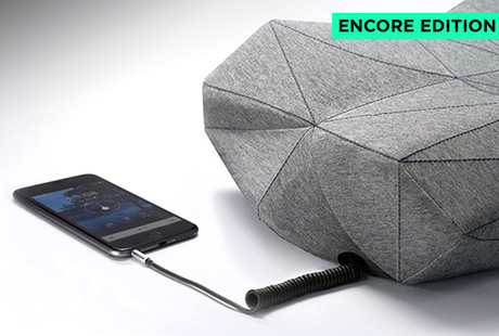 The PILO Ergonomic Sound Pillow