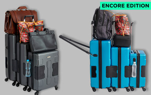 Connectable Hardcase Luggage System