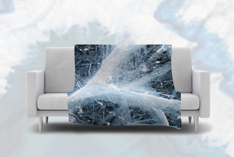 Marble + Geode Bedding