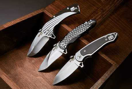 Custom Tactical Blades
