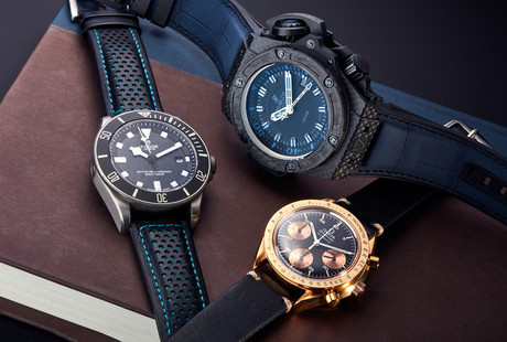 Astounding Luxury Timepieces