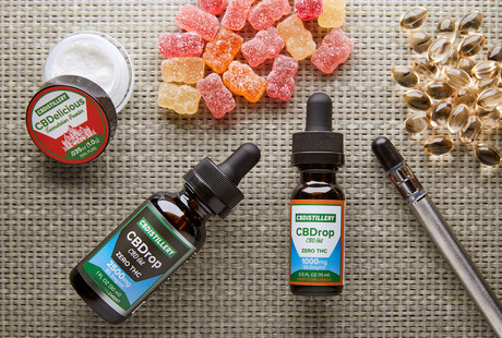 All-Natural CBD Creations