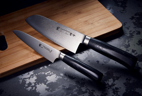 Japanese Jewel Steel Knives