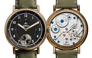WWII Inspired Mechanical Watches