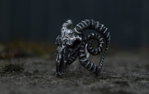 Folkloric Animal Rings + Pendants