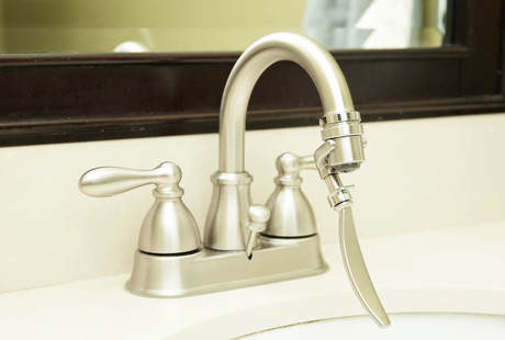 The-Water Saving Lever