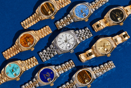 Ladies' Timepieces