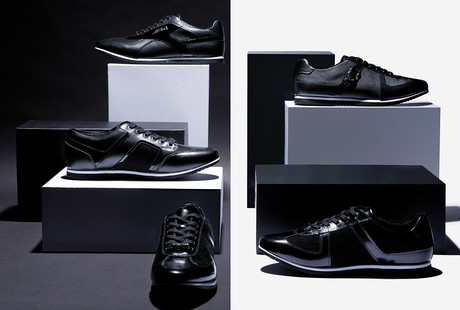 Luxe Sneakers & Dress Shoes