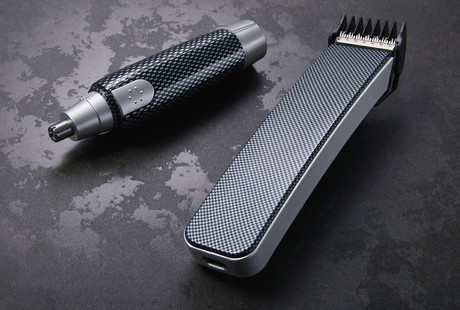 Carbon Fiber Grooming Tools