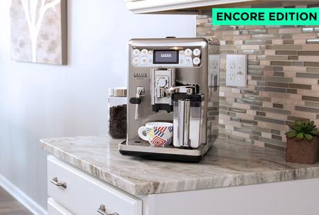 Sleek Espresso Machines