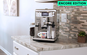 Sleek Espresso Machines