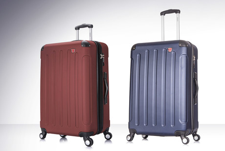 Smart, Sophisticated Luggage