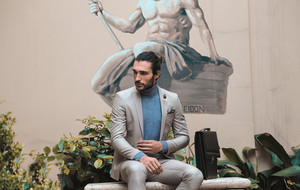 Sophisticated Slim Fit Suits