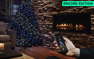App-Controlled Christmas Lights