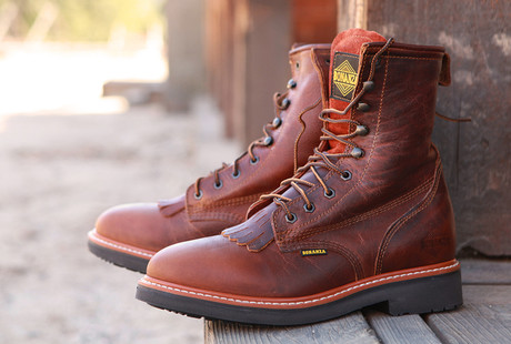 Work Boots With Style