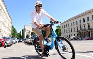 Eco-Friendly E-Bikes