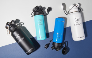 Double-Neck Water Flasks