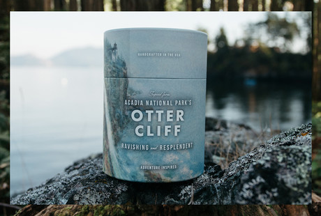 Adventure-Inspired Candles