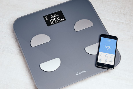The Smart Body Scale