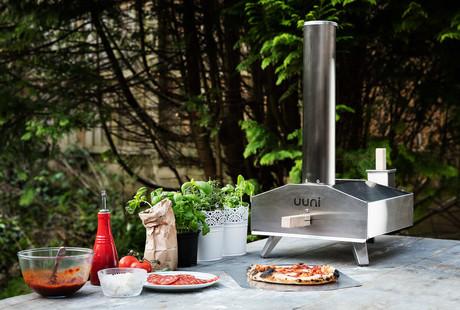 The Portable Pizza Oven