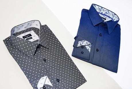 Modern Fitted Dress Shirts
