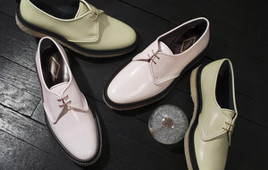 Fashionable Parisian Footwear