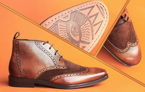 Inspired Dress Shoes