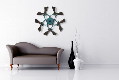 Kinetic Wall Sculptures