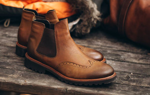 Handcrafted Boots + Dress Shoes
