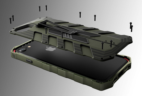 Military-Grade Tactical Phone Cases