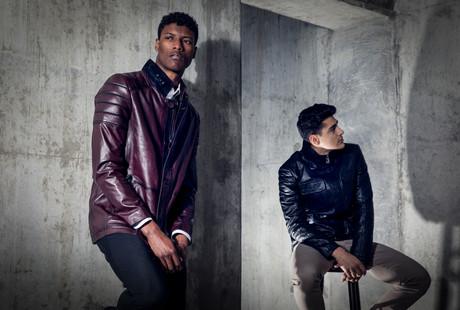 Versatile Leather Jackets