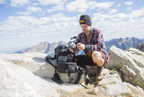 Packable Adventure Backpack System
