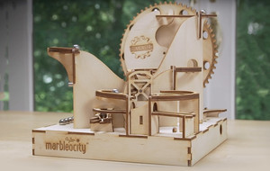 Tinkineer Diy Wooden Roller Coaster Kits Touch Of Modern