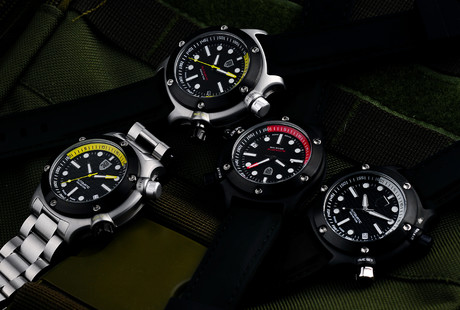 Bold Aviation & Dive Watches