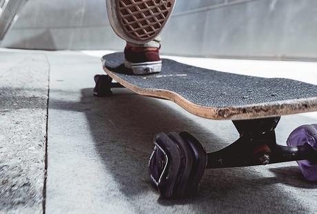 Skateboards & Wheels