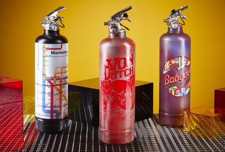 Extinguishers with Attitude