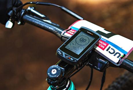 GPS Cycling Computer + Action Camera