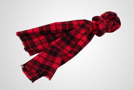 Enviable Designer Scarves + Gloves