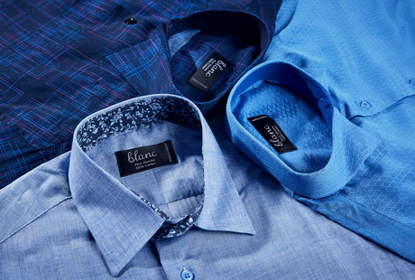 Tailored Button-Ups & Polos