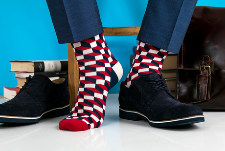 Funky English Socks