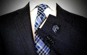 Refined Luxury Suiting