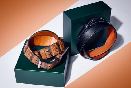 Pristine Leather Belts