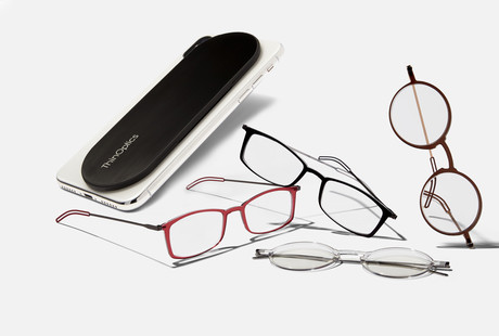 Ultra-Thin, Portable Reading Glasses