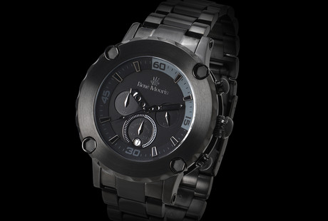 Bold & Graphic French Watches