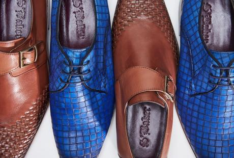 Bold Leather Footwear