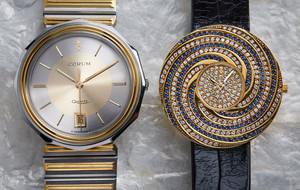 Extravagant Ladies Timepieces