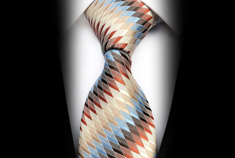 Vibrant Silk Ties